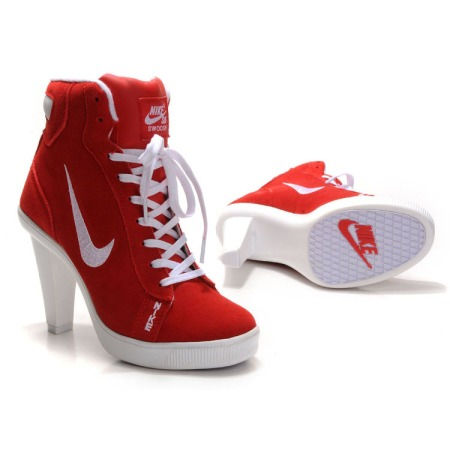Cheap-Nike-Swoosh-High-Heels-RedWhite